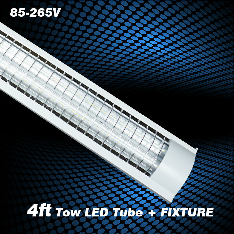 Aliexpress.com : Buy 1.2m Explosion Proof Two LED Tube