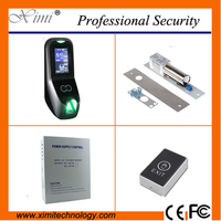 Горячие продажи бесплатный sdk высокое качество 1500 лицо система контроля доступа система linux tcp/ip инфракрасная камера биометрических контрол