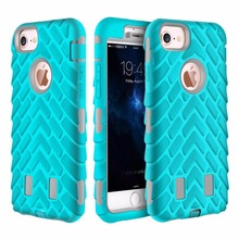Soft Shell Armor Case For iPhone