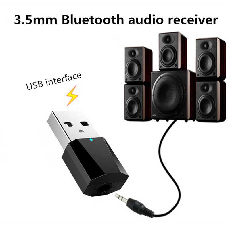 1 pc USB Bluetooth 4,2 стерео аудио приемник для ПК MP3 MP4 Динамик наушников