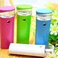 2600 mAh banco do Poder de luxo Mulheres Maquiagem Nano Spray de Água Função Externa Powerbank carregador de bateria Portátil de Alta Qualidade