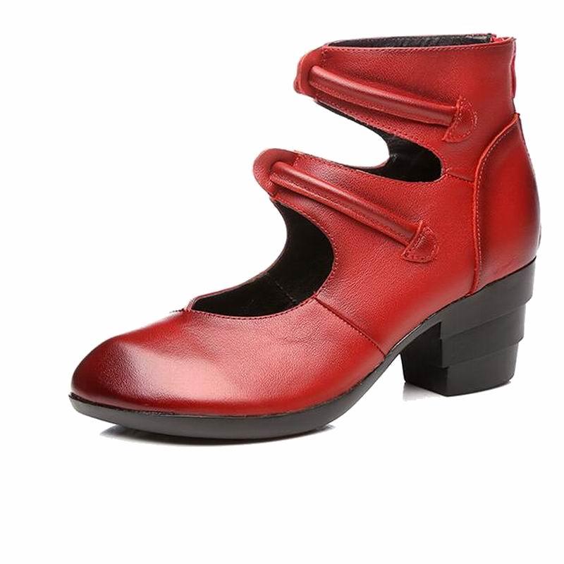 أحذية عالية الكاحل خصم