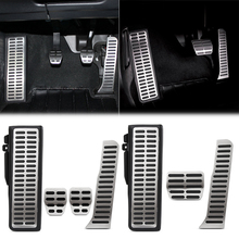 Pédales de frein à gaz pour voiture, pour Vw Golf 5 6 MK5 MK6 Jetta MK5 Scirocco CC TIGUAN Toureg, pour Skoda Octavia A5
