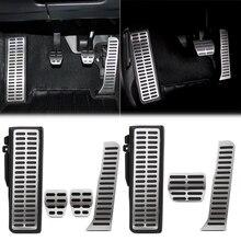 Автомобильная Подставка для газового тормоза, педаль для Volkswagen Vw Golf 5 6 MK5 MK6 Jetta MK5 Scirocco CC TIGUAN Toureg, для Skoda Octavia A5