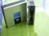 Бесплатная доставка оригинальный новый разблокирована Linksys SPA3102 voip ворота способ маршрутизатор зарядное устройство 1FXO. 1 fxs