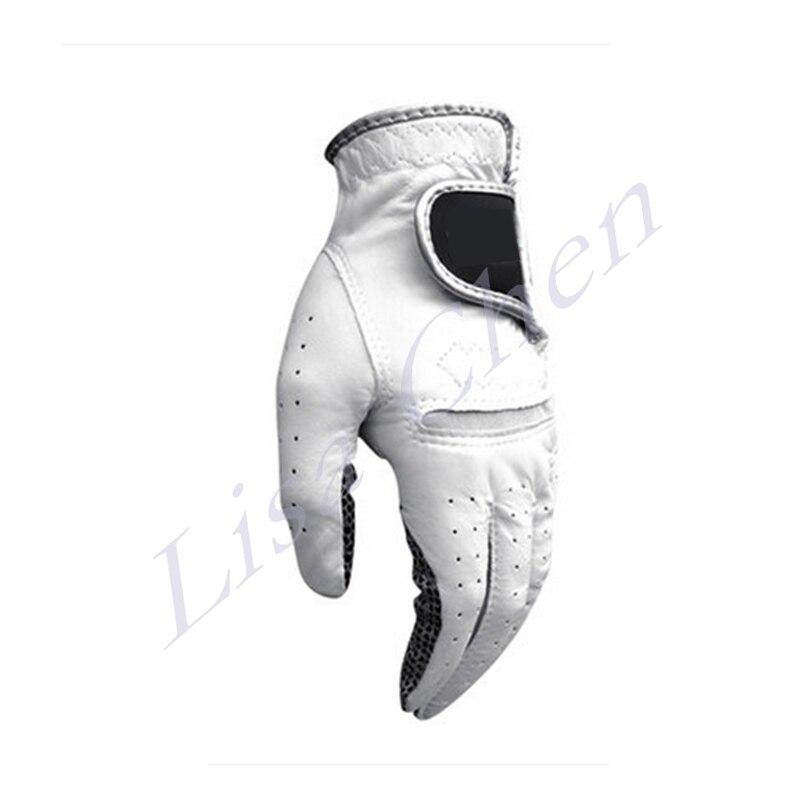 New high quality Men s golf font b gloves b font sheepskin font b gloves b