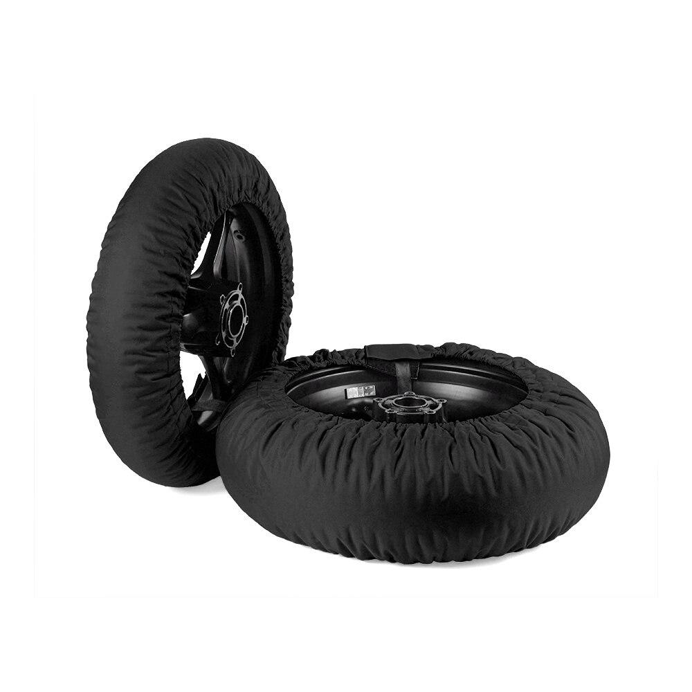 tire warmer black 1