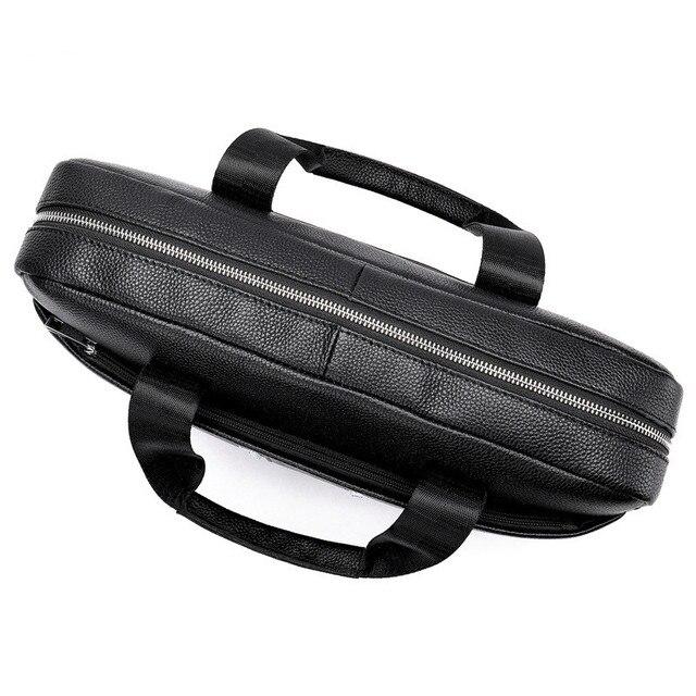 Genuine Leather Laptop Bag