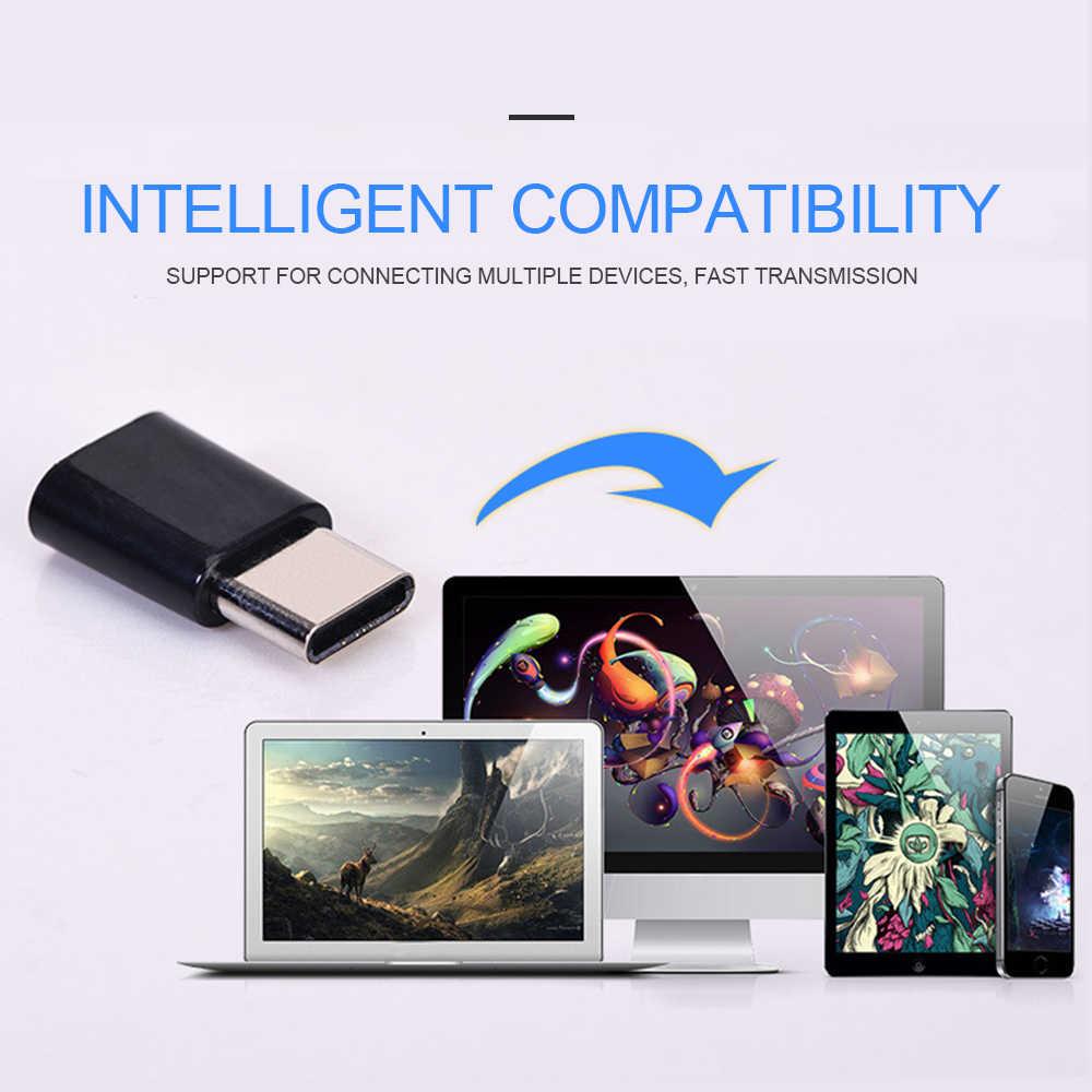 Bộ chuyển đổi cho Điện Thoại Di Động Dòng Dữ Liệu OTG Android Loại-C Sang Micro USB Giao Diện Loại C Adapter sạc