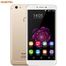 "OUKITEL U15S 32 GB/4 GB de Identificación de Huellas Dactilares 5.5 ""2.5D Arc Android 6.0 MTK6750T Octa Core 4×1.0 GHz + 4×1.5 Ghz Teléfonos Celulares"