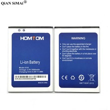 High Quality New Backup S16 Battery For Homtom S16 3.8V 3000mAh Replace