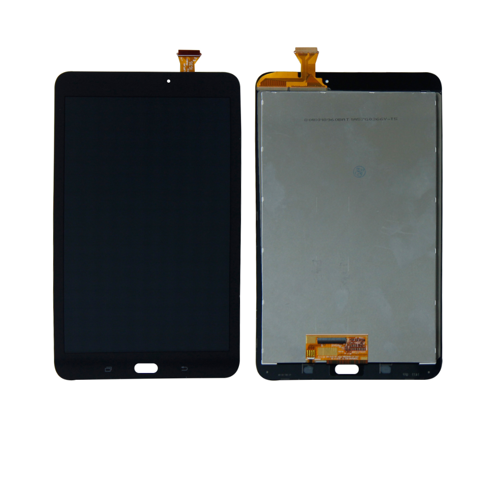 Free Shipping For Samsung Galaxy Tab E 8.0 T377A T377P T377V/T Touch Screen Digitizer + LCD Display Assembly Replacement replacement lcd display touch screen digitizer assembly for samsung for galaxy note 3 n9005 n9006 one piece free shipping