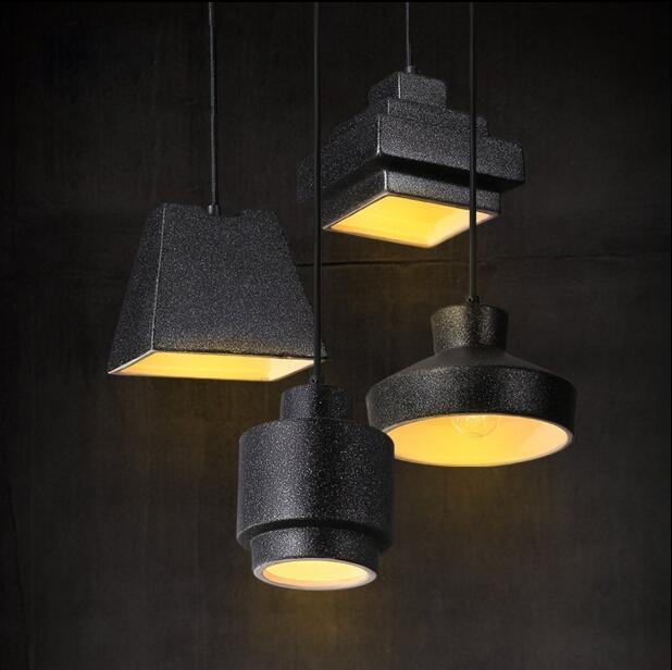 Keramiek rustieke loft stijl industriële verlichting vintage licht ...