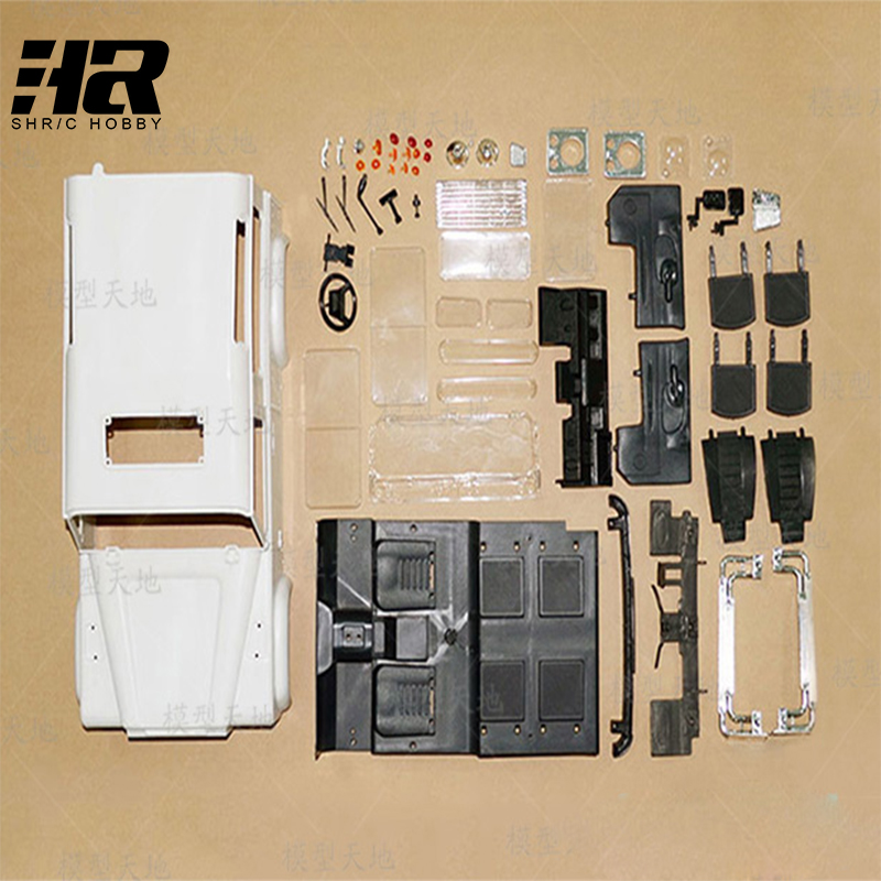 Hard Plastic RC 1/10 car Rock Crawler D90 Car Shell for RC4WD D90 scx10 cc01 DIY body car Shell Free shipping