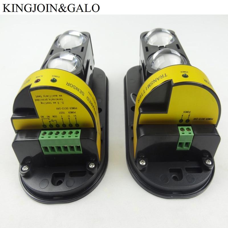Инфрачервен детектор за проникване с - Сигурност и защита - Снимка 3