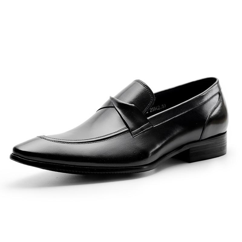 Hombres Cuero Señaló Tamaño Nuevos Verano De Gran Versión Y wine Zapatos Los Red Black Boda Coreana Primavera Gratis 1wX7x0qPW