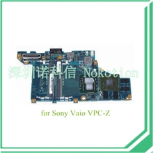 MBX-206 1-881-447-12 For SONY VAIO VPC-Z laptop motherboard Core i5-520M A1754738A Nvidia graphics