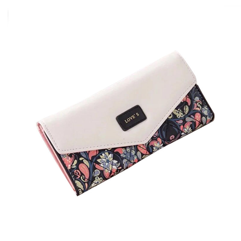 Bags for women 2018 New Fashion Lady Women Leather Clutch Wallet Long Card Wallet Card Holder Long Lady Clutch purse