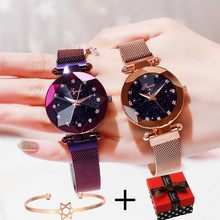 Dropshipping Luxury Brand Women Watches crystal bracelet ladies watch clock gold wrist watch for women reloj mujer montre femme(China)