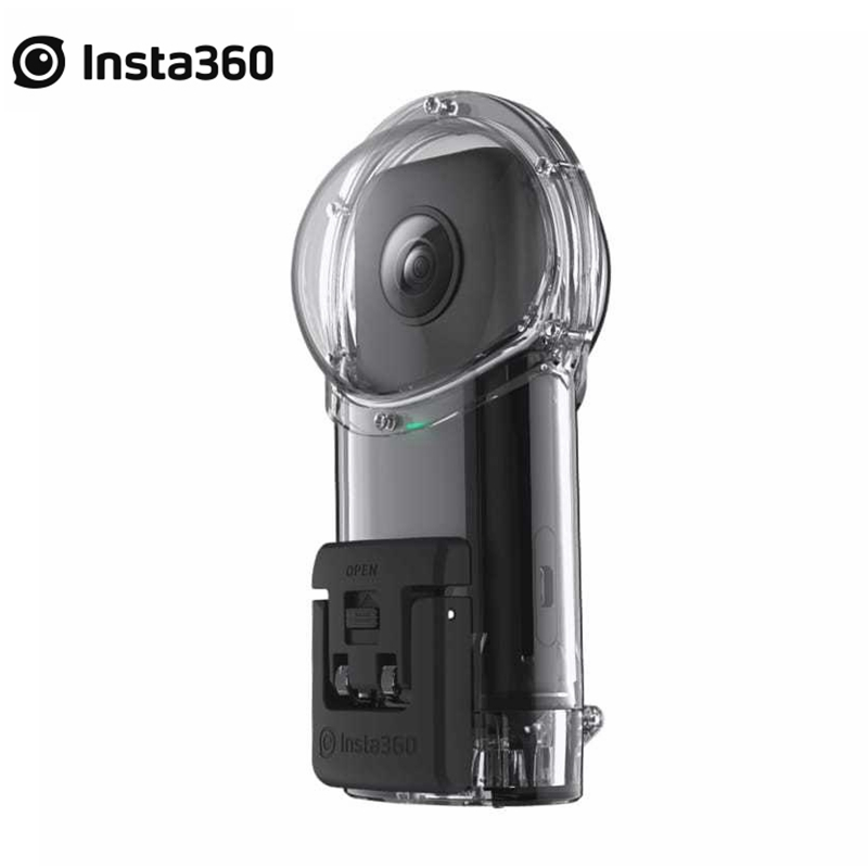 Original 30m Dive Case Shell For Insta360 One X Snorkeling Surfing Waterproof Accessories