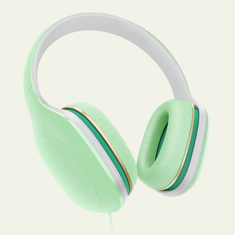 Original Xiaomi HIFI Music Headphones Easy Version For Smartphones Mp3 Mp4 Laptop Computers Noise-Isolating Earphones original awei es q3 headset noise isolation bests sound in ear style hifi earphones for phone mp3 mp4 players 3 5mm jack