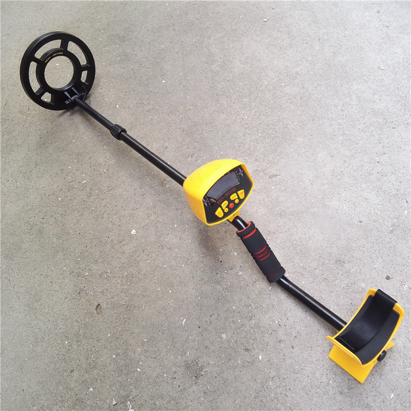 цена MD-3010II Ground Searching metal detector /Nugget finder / MD-3010 Gold detector