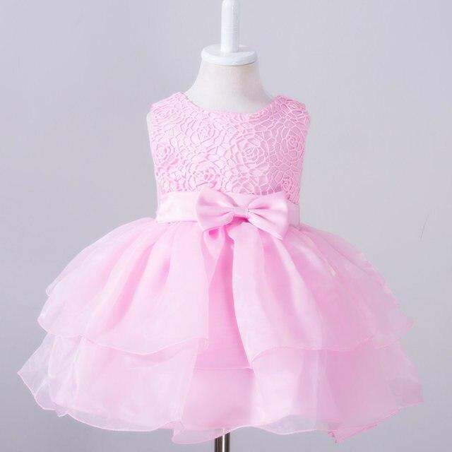 Tienda Online Bebé 1 cumpleaños Vestidos para el Partido y la boda ...