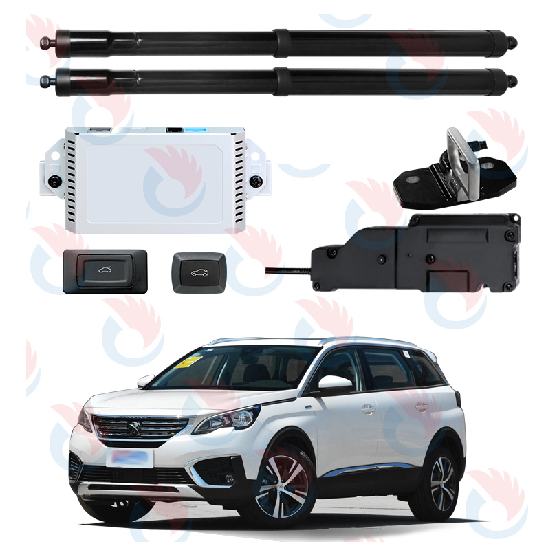 Smart Auto Electric Tail Gate Lift Special for Peugeot 5008 2017 with Latch