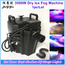 3500W Nimbus Dry Ice Fog Machine Low Lying Fog Smoke Machine Low Ground Fog Stage Effect For Wedding Big Show Night Club
