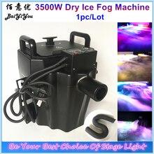 Nimbus Machine à brouillard à glace sèche, 3500W, pour fumée de sol basse, pour grand spectacle, boîte de nuit