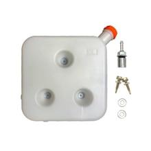 39.5x39.5CM Fuel Tank Engineering Plastic Oil Gasoline Benzin for Webasto Eberspacher Air Diesel Parking Heater