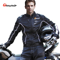 Riding Tribe Motorcycle Men S Protective Jacket Figuring Style Motorbike Coat Motorcross Riding Clothing Body Guards