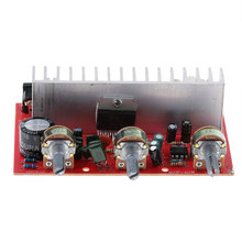 TDA7377 40W+40W DC12V-15V DIY Dual Channel Music Subwoofer Home Module High Power Audio Stereo For Speaker Amplifier Board Car(China)