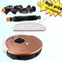 Multifunctional Automatic Recharge Schedule Cleaning Robot Vacuum Cleaner Twinbird Vacuum Cleaner