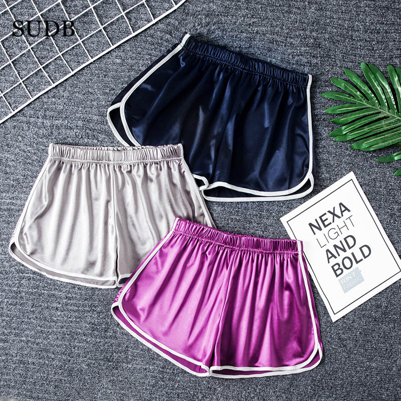 SUDB Women Summer 2018 Sportswear Shorts Women Big Size Female Shorts For Women High Waist Shorts Tracksuit Bottoms Pantalon