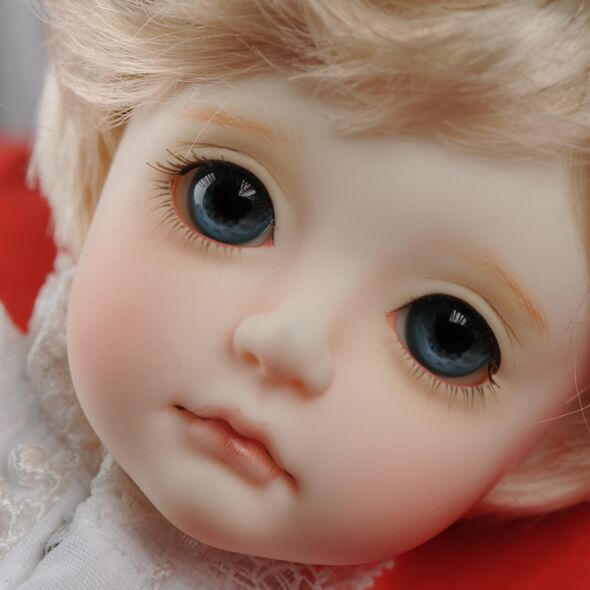HeHeBJD 1 6 doll Shabee Lovely and charming action figures resin toys free shipping