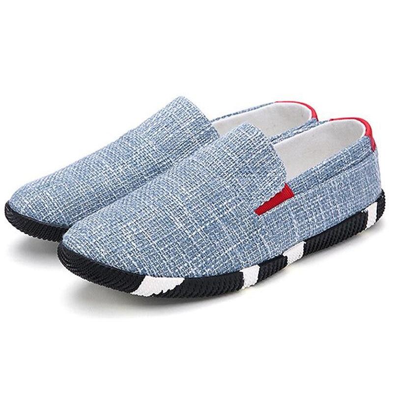 ECTIC 2018 verano zapatos de los hombres zapatos ocasionales - Zapatos de hombre - foto 2
