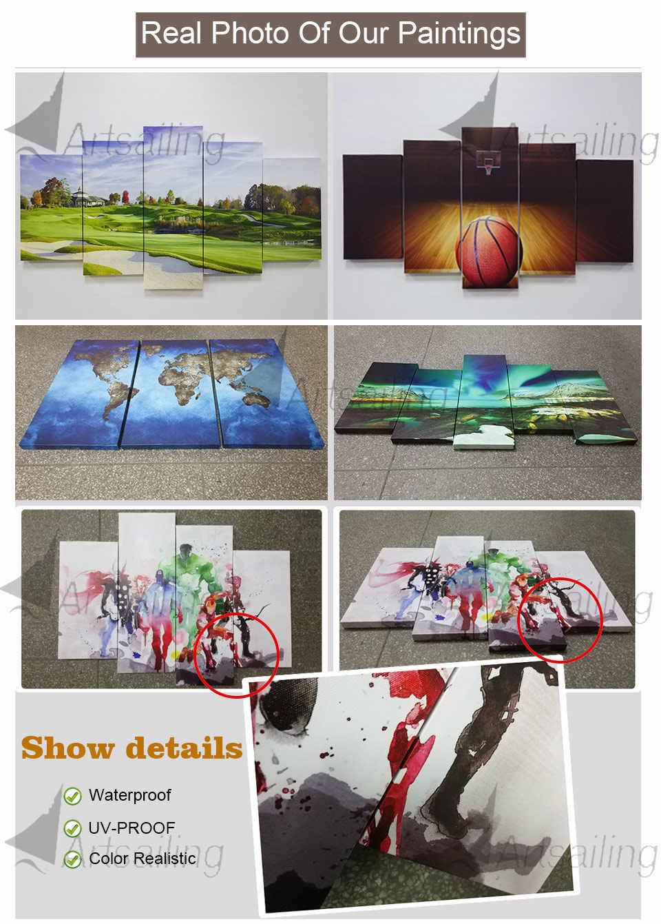 HD Gedruckt 1 Stück foto bild Benutzerdefinierte Malerei auf Leinwand benutzerdefinierte Wand Bilder druck malerei wand kunst dekoration dropshipping