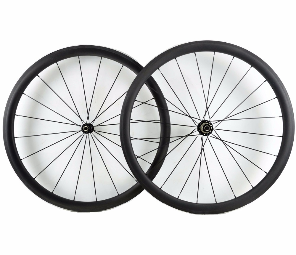 700C 38mm depth road bike carbon wheels super light 25mm width clincher/Tubular bicyclecarbon wheelset UD matte finish carbon wheels 700c 88mm depth 25mm bicycle bike rims 3k ud glossy matte road bicycles rims customize carbon rims