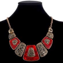 Hesiod, новое богемское Колье чокер, модное этническое ожерелье, винтажное серебряное ожерелье с подвеской из бисера для женщин, ювелирное изделие