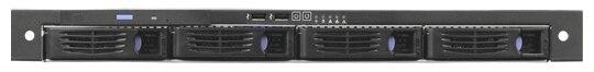 Rack type chassis, 1UR1304 hot plug, 1U 4 disk storage cabinet, server case 2u 4 disk hot plug ultra short server box storage monitor cabinet nsa case data cabinet