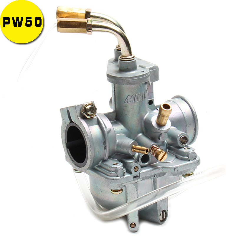 US $27 5 |New carb Carburetor For Yamaha PW50 PW 50 YF60 QT50 Carb 1981  2009 free shipping-in Carburetor from Automobiles & Motorcycles on