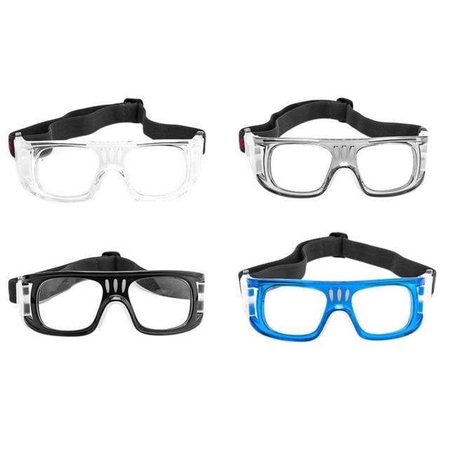 1c3cb3120dd7a Homens Anti-FLog Óculos de Futebol Basquete de Proteção De Segurança Olho  Óptico Óculos Óculos