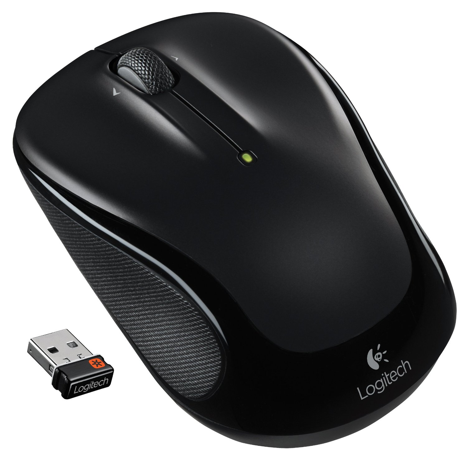 how to connect wireless mouse to laptop logitech