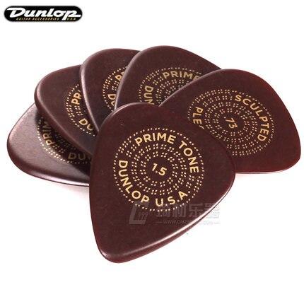Dunlop Prime Tone Standard Sculpted Shape and Primetone Triangle Sculpted Plectrum Pick Mediator