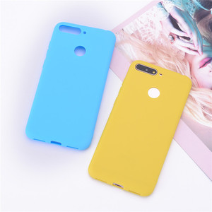 Image 5 - Y6 2018 Siliconen Case op voor Huawei Y6 Prime 2018 case Soft TPU Back Cover Voor Coque Huawei Y6 2018 Y 6 Prime 2018 Telefoon Gevallen