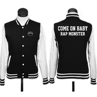 Kpop Home Ulzzang Bangtan Boys BTS Jacket Come On Baby Jimin V Jungkook RAP J Hope