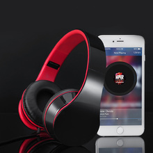 YTOM Wired Headphones with Microphone Over Ear Stereo Headset Bass Big Earphone for PC Laptop Android phone MP3 MP4 PC computer