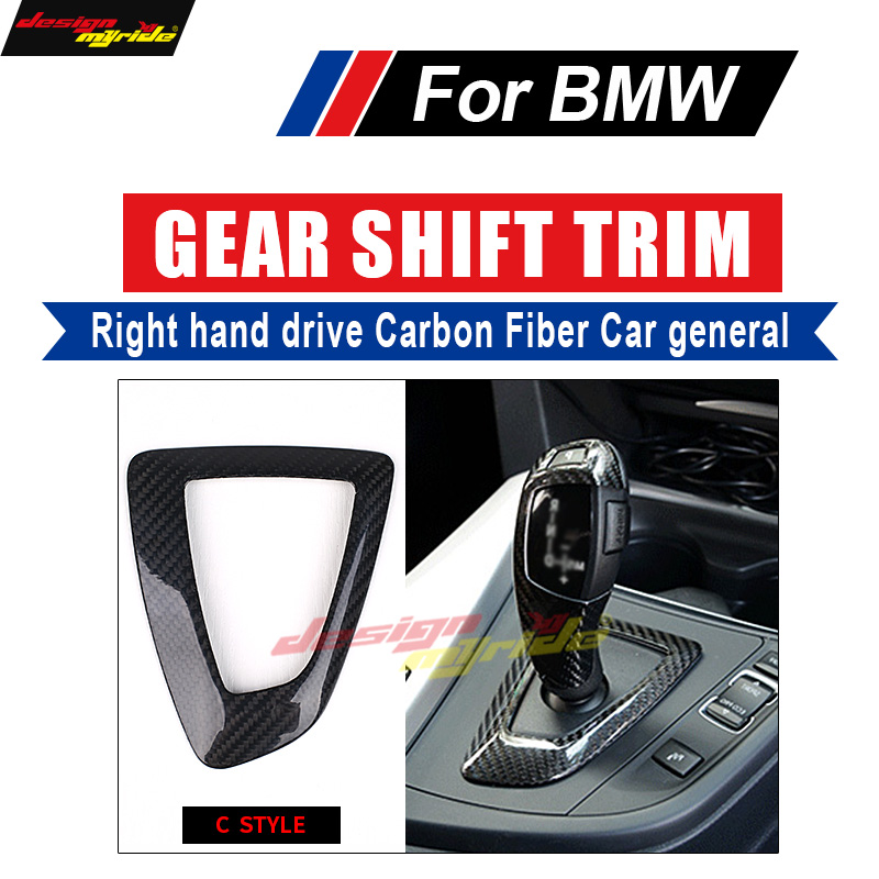 For BMW all 4 series F32 F33 Right hand drive car genneral Gear Shift Surround Cover