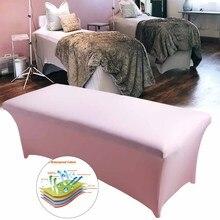 Ciglia Letto Copertina di Bellezza Lenzuola Elastico Copertura di Tabella Elastico Professionale del Salone di Trucco di Estensione del Ciglio della sferza Strumento